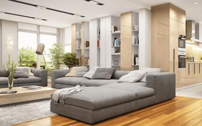 Vermietung möblierter Immobilien